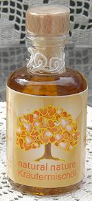 Kräutermischöl